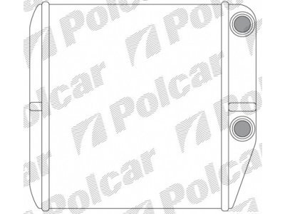 Grejač kabine Fiat Punto Grande