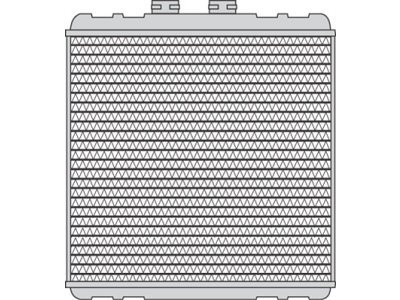 Grelec kabine Audi A2 00-05 (8Z0819030)