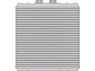 Grijač kabine Audi A2 00-05