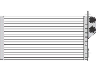 Grijač kabine Citroen C2 03-09