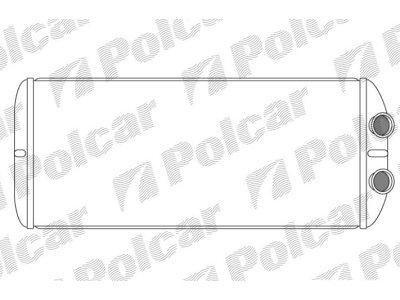Grijač kabine Citroen C4 PICASSO 06-13 (6448Q6), Denso