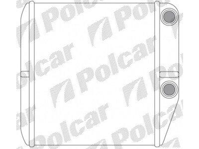 Grijač kabine Fiat Punto Grande