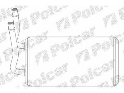 Grijač kabine Ford TRANSIT 06-