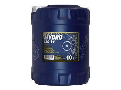 Hidravlično olje Hydro ISO 46 Mannol, 10L