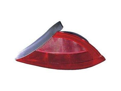 Hinten licht Lancia Y 00-02