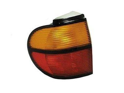 Hinten licht VW Sharan -00