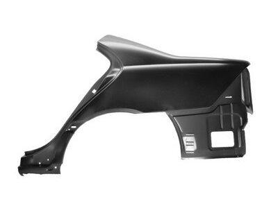 Hinterer rand Mercedes C W203 00-