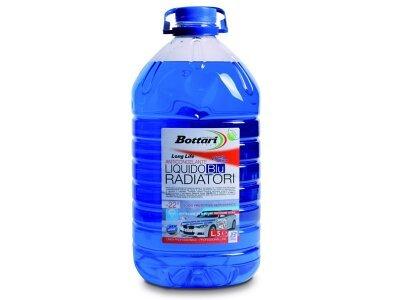 Hladilna tekočina Bottari (modra) 5L
