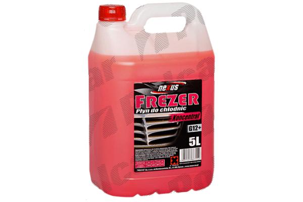 Hladilna tekočina (koncentrat / rdeča) 5 L
