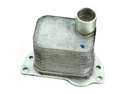 Hladilnik olja 5511L8-2 - Opel, Chevrolet