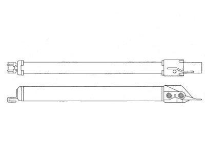 Hladilnik olja BMW 7 E32 86-94, OEM
