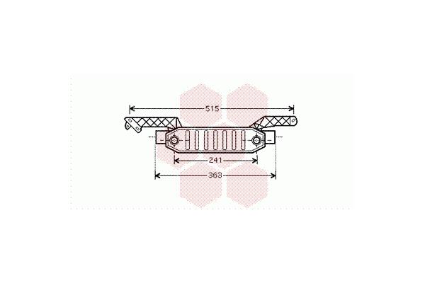 Hladilnik olja Peugeot C5 01-05