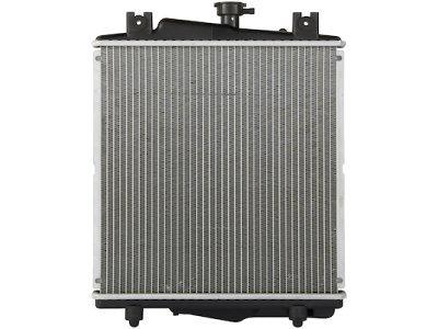 Hladilnik vode 240008-8 - Chrysler Voyager 84-90