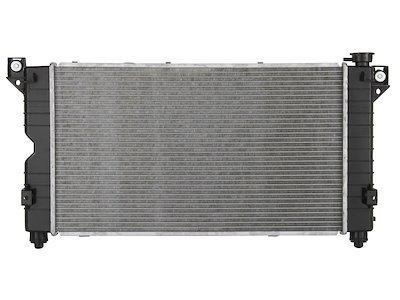 Hladilnik vode 240108A2 - Chrysler Voyager 96-01