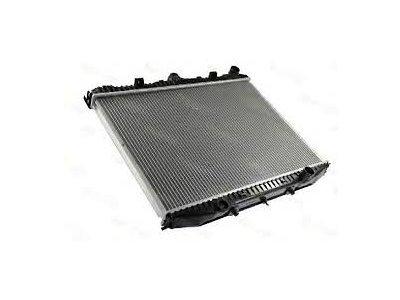 Hladilnik vode 2770081X - Nissan Terrano II 93-02 (OEM)