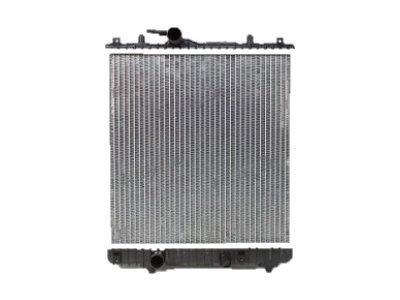 Hladilnik vode 550308A2 - Opel Agila 00-07