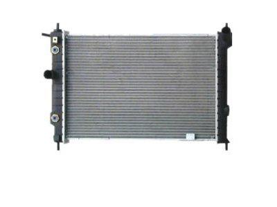 Hladilnik vode 550708B2 - Opel Astra F 91-02