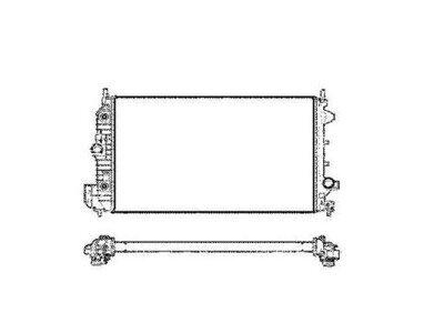 Hladilnik vode 551808A6 - Fiat Croma 05-11