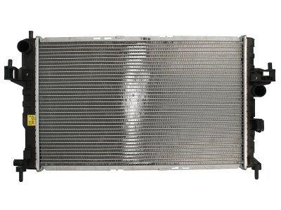 Hladilnik vode 555608-4 - Opel Combo 00-10