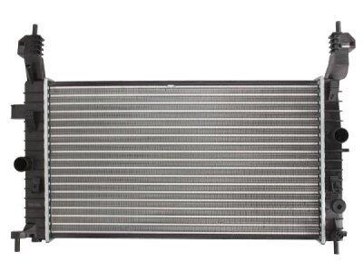 Hladilnik vode 555908-4 - Opel Meriva 03-10