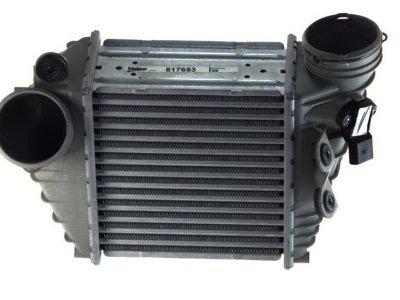 Hladilnik zraka 1323J8-2 - Audi A3 00-03