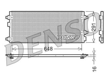 Hladnjak klime 4222K81X - Lancia Thesis 01-09