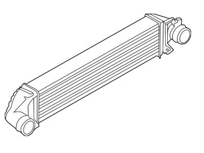 Hladnjak vazduha 32C2J8-1 - Ford Escape 13-