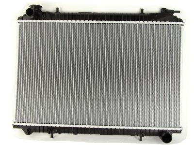 Hladnjak vode 550308-1 - Opel Agila 00-08