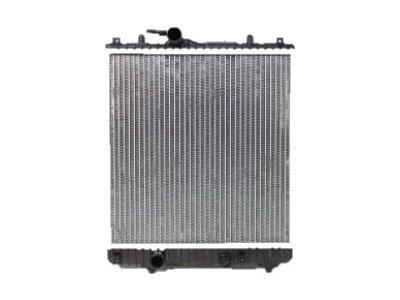 Hladnjak vode 550308A2 - Opel Agila 00-07