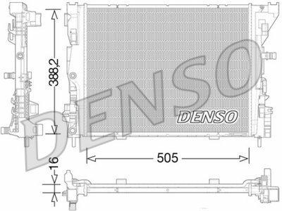 Hladnjak vode 60H1081X - Renault Zoe 13-