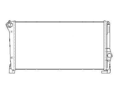 Hladnjak vode Fiat Punto 1.3 JTD 03-05
