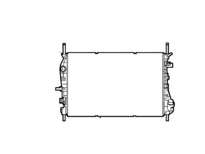 Hladnjak vode Ford Mondeo 02-07 3.0