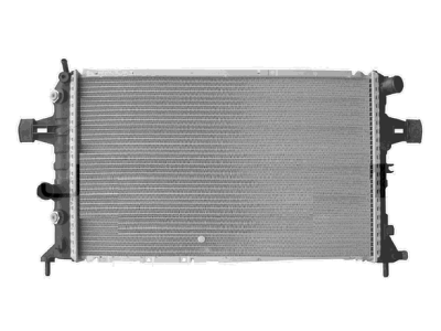 Hladnjak vode Opel Astra 98-04 automatik