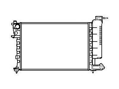 Hladnjak vode Peugeot 306 93-95