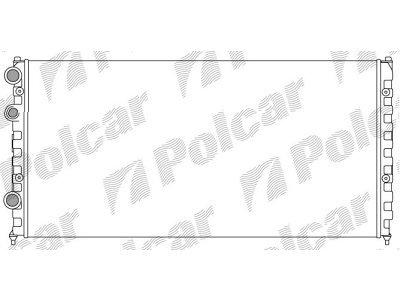 Hladnjak vode VW Passat B4 93-97 klima