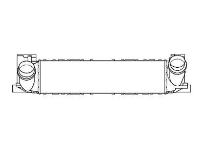 Hladnjak zraka 20C1J8-1 - BMW 1 (F20/F21), 11-