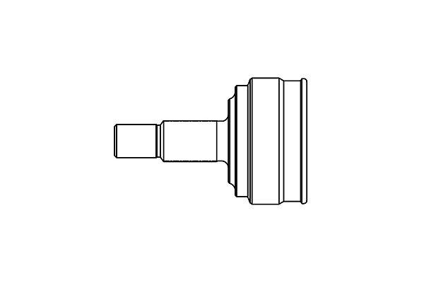 Homo kinetički  zglob (vanjski) 131243 Mercedes-Benz Vario 96-13