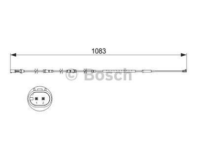 Indikator iskorištenosti (spreda) BMW Serije 7 08-16