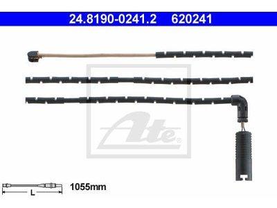 Indikator obrabe (zadaj) BMW X3 04-11