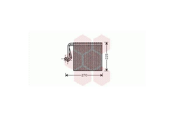 Isparivač Citroen Xsara 97-00
