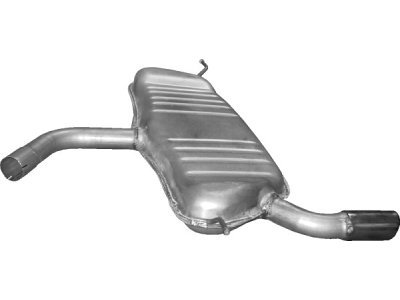 Ispuh Audi A3 03-12 1.6, zadnji lonac