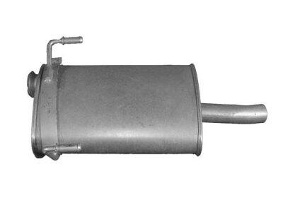 Ispuh Peugeot 307 00-08, zadnji lonac