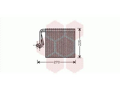 Izparilnik Citroen Xsara 97-00