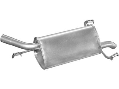 Izpuh Opel Corsa 00-09 1.0, zadnji lonec