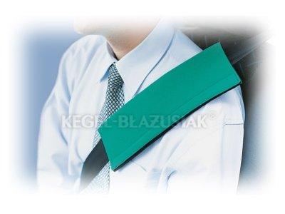 Jastučić za sigurnosni pojas Kegel, zelena