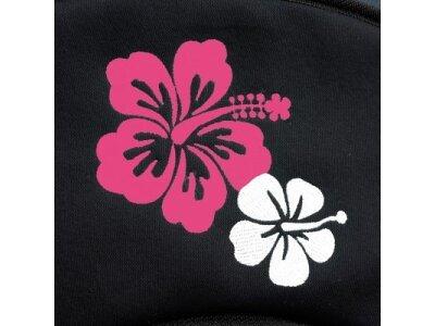 Jastuk za sjedenje Bottari, crna, roža