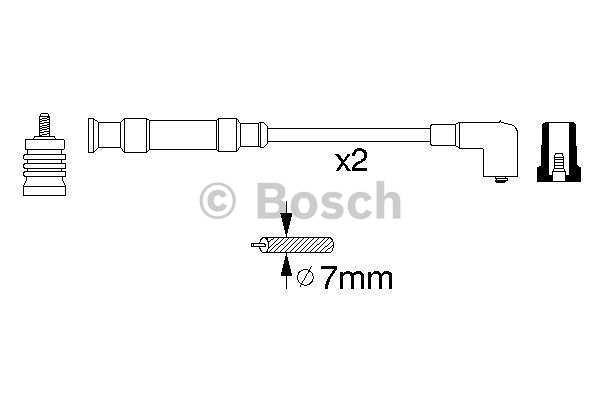 Kablovi za svjećice Alfa Romeo 146 94-00