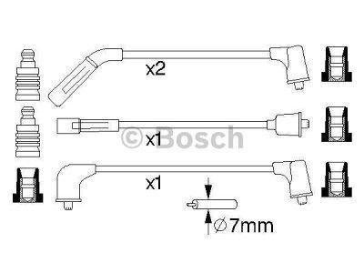 Kablovi za svjećice Daewoo Matiz 98-08