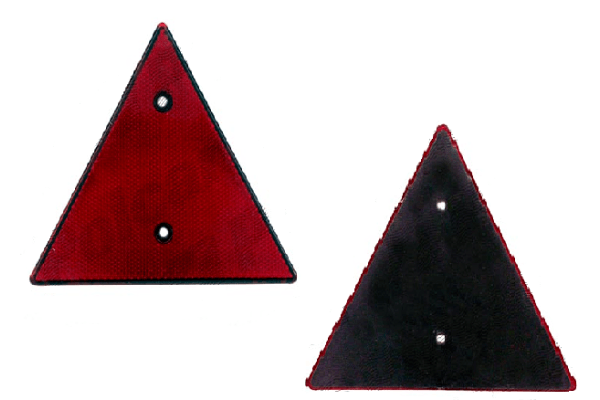 Katadiopter (trokut s rupama), visina 140mm
