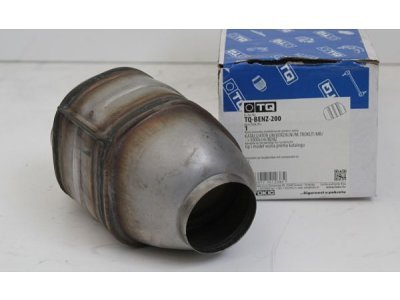 Katalizator za benzinske motore do 3.0,trokut, 57cm